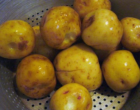new poatoes