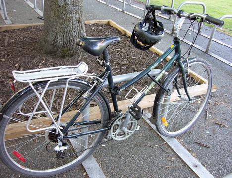 ミーレの自転車