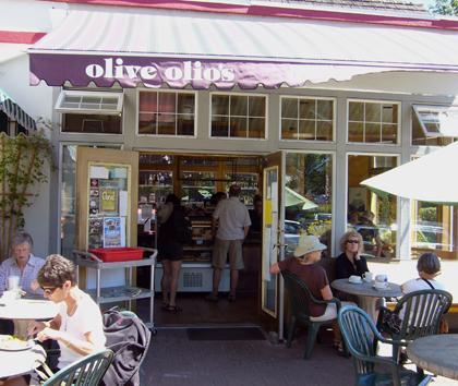 Olive Ollo's ベーカリー