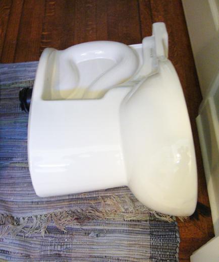 トイレ交換 DIY