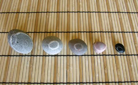 かんむり石コレクション