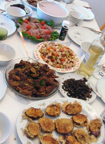 雲南省の料理