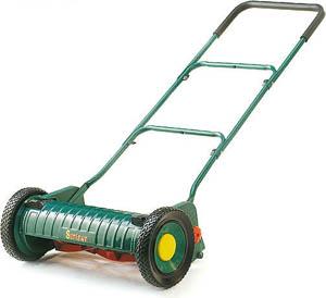 手動式芝刈り機