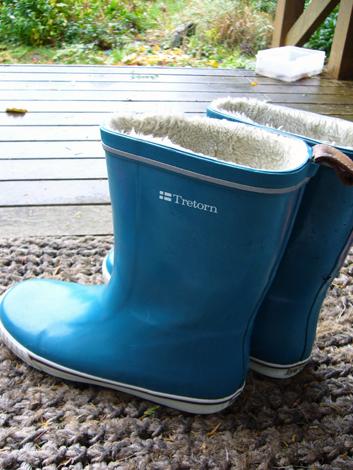 トレトンの長靴