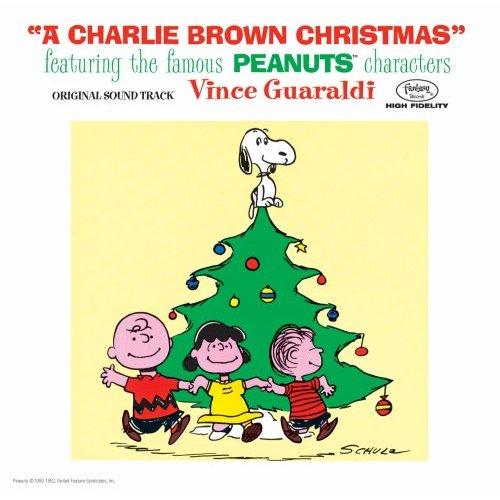 チャーリーブラウンクリスマスソング
