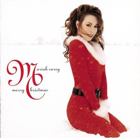 マライアキャリーのクリスマスソング
