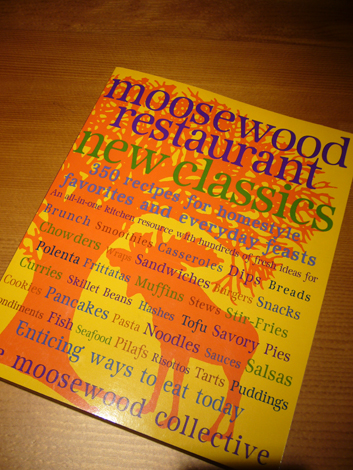 moosewood cook book