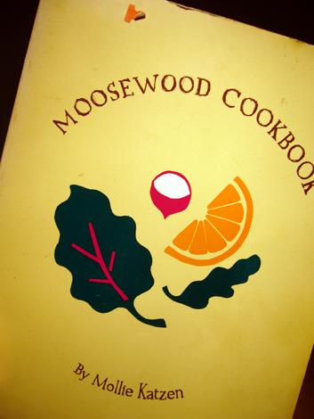 moosewood cook book