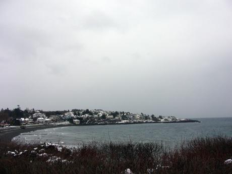 ビクトリア寒空