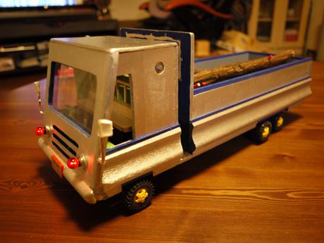 手作りトラック