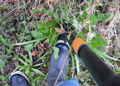 雑草抜き道具