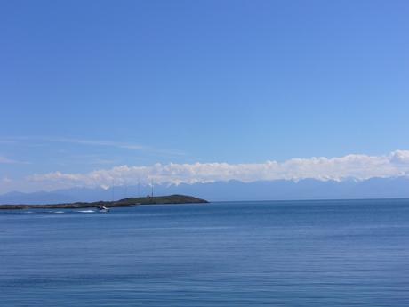 ビクトリアの海辺