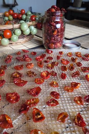 乾燥トマト