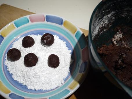 チョコレートクリンクル
