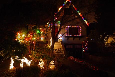 クリスマスライト