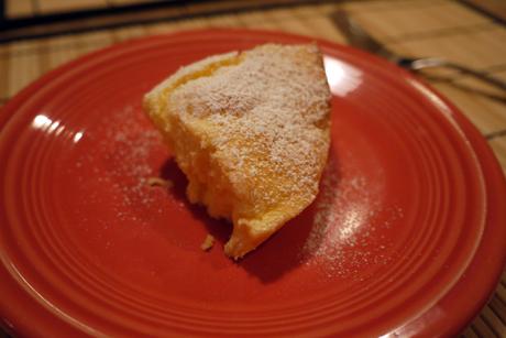 レモンプディングケーキ