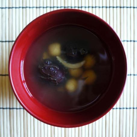 不眠解消の薬膳スープ