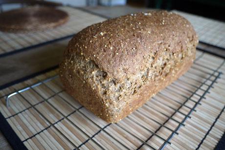 修道院のパン